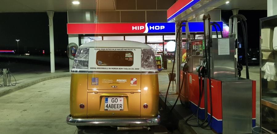 Slika14 – Vrnitev na Petrol