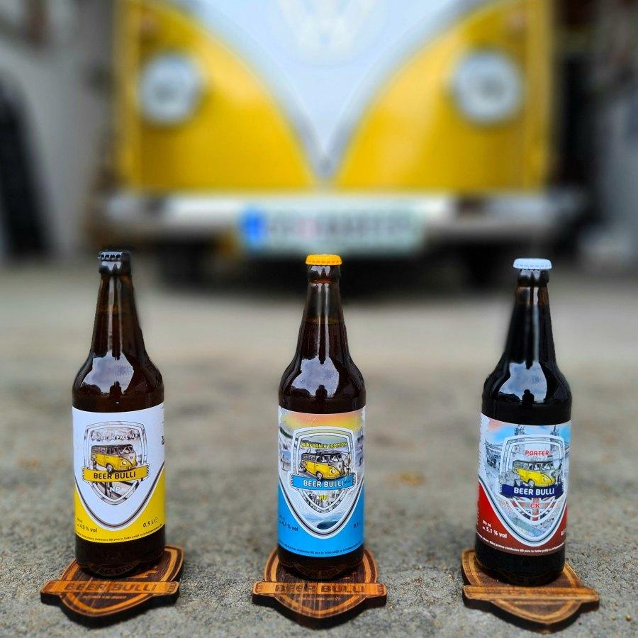 BB trojček piv